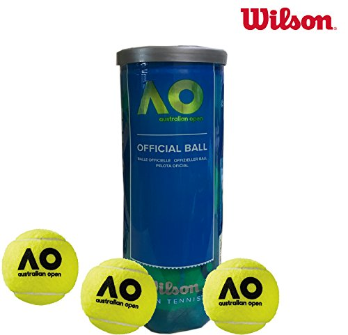 Wilson Australia Open XD Tennis Ball (Can of 3 balls)  available at amazon for Rs.499