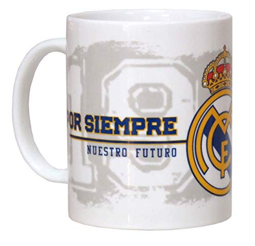 CYP Imports mg-36-rm Mug céramique, Motif Real Madrid