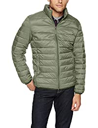 Amazon Essentials Lightweight Water-Resistant Packable Puffer Jacket Abrigo