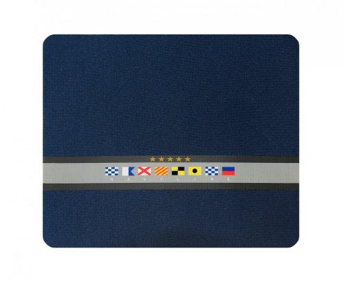 Navyline Neopren Mauspad Mousepad eckig abwischbar