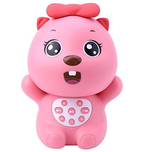 Wireless Cartoon Bluetooth-Lautsprecher BEVA Digital MP3-Player Unterstützungs-TF-Karte beste Geschenk für Baby,Kinder,Erwachsene