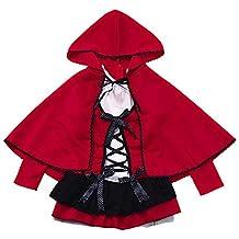 Bestow Chal Traje de Dos Piezas Traje de Disfraz de Halloween para Ni?os Vestido