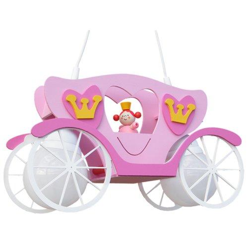 Elobra Pendelleuchte Kutsche mit Prinzessin 'Leia' 125663