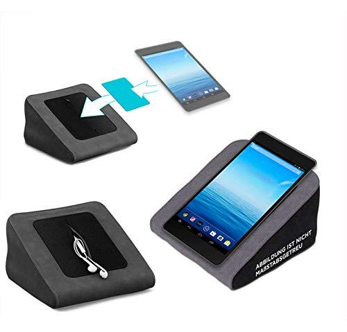 Tablet Kissen für das NextBook 7 - ideale iPad Halterung, Tablet Halter, eBook-Reader Halter für Bett & Couch