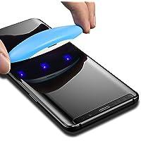 Desconocido Protector Pantalla Cristal Templado Completo Full Glue UV Kit Lampara Líquido Samsung Galaxy S7 Edge