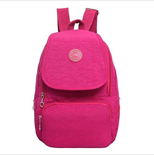 foru-bag-bolso-mochila-de-nailon-para-mujer-rojo-rosa-rojo