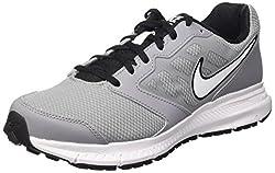 Nike Men s Donwshifter 6 Running Shoe Stealth/White/Black/Black 12 D(M) US