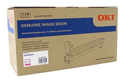 Okidata Magenta Image Drum Kit 44064030 by Oki Data -