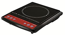 BALTRA BIC-113 INDUCTION COOKTOP - ROYAL (BLACK/RED)