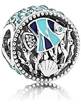 Pandora 792075ENMX Charm Unterwasserwelt
