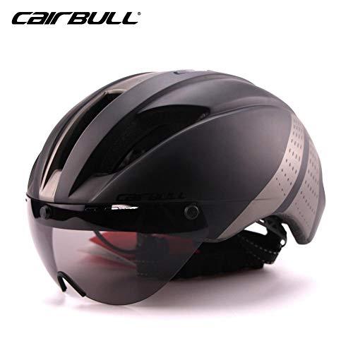 594c6ec98e81c StageOnline CAIRBULL Adulto Casco Bici Sicurezz Cascos da Ciclismo Leggero  Caschi di MTB Insetti-Protettivo