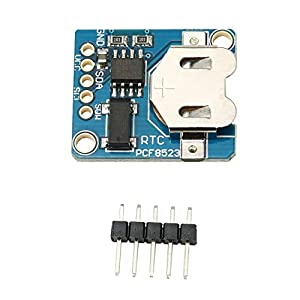 HermosaUKnight 3295 PCF8523 RTC-Baugruppenmodul PCF8523 Echtzeituhr zusammengebaut
