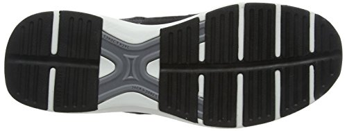 JACK & JONES Herren Hatton Sneaker Black (Anthracite)