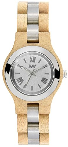 WEWOOD Criss ME Beige Silver - Orologio donna