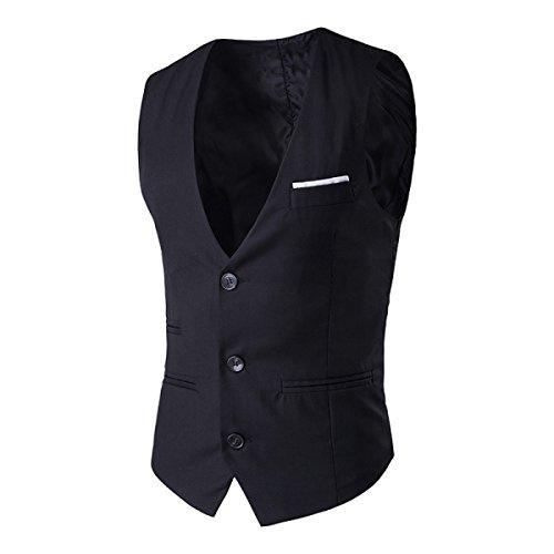 Mode-Design Der Männer Beiläufige Weste Anzug 2
