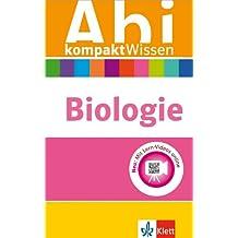 Klett Abi kompaktWissen Biologie: für Oberstufe und Abitur, mit Lern-Videos online
