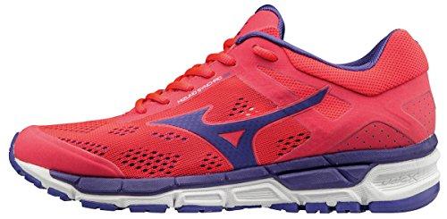 Mizuno Synchro Mx 2 (w), Zapatillas de Running para Mujer, Rosa (Diva