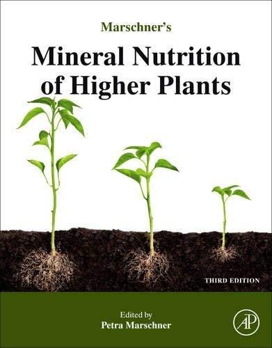 Marschner's Mineral Nutrition of Higher Plants by Horst Marschner (2011-10-10)