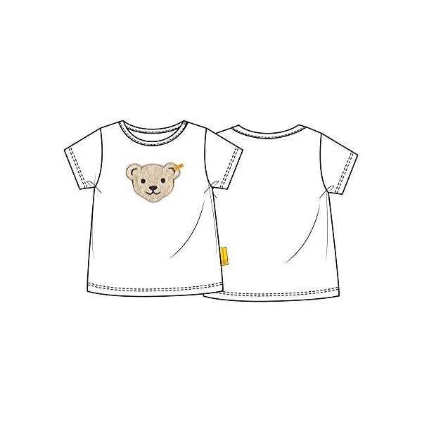 Steiff T-Shirt Camiseta para Bebés 1