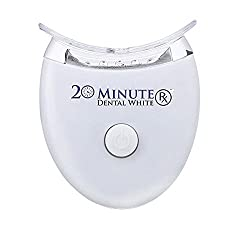 7Clouds 20 Minute Teeth Dental Whitening LED Whitening Tooth Gel Whitener Health Oral Care Kit for Personal Dental Treatment
