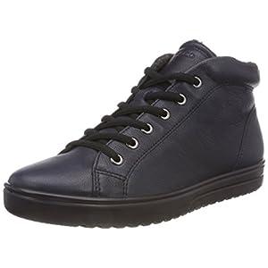 ECCO Damen Fara Hohe Sneaker