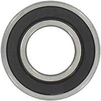 Xfight-Parts 78412046 Kolben komplett mit Kolbenfenster D40mm inkl Kolbenbolzen 10mm Clips,Ringen Nutbreite = 1.2 mm Breite der Kolbenringe = 0,7mm 2Takt 50ccm liegender Minarelli Motor AC//LC 1E40QMB 78412046