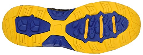 Scarpe Da Ginnastica Asics Uomo Gel-fujitrabuco 6 G-tx Blu (limoges / Nero / Oro Fusione)