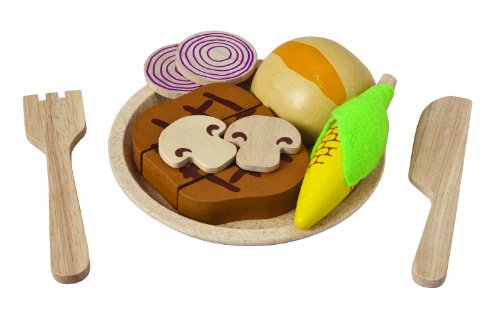 Preisvergleich Produktbild Plan Toys Steak Set