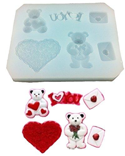 i-love-you-amour-coeur-ours-fondant-moule-en-silicone-moule-chocolat-moule-a-cup-cake-biscuit-gateau