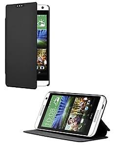 Housse folio Moxie articulée noir pour HTC Desire 610