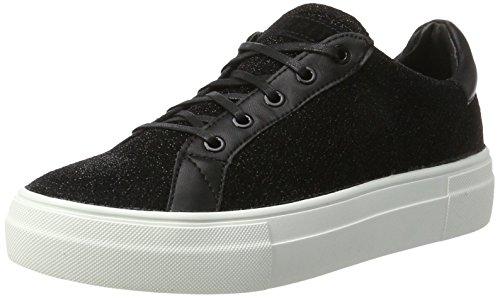 ESPRIT Damen Dasha LU Sneaker, Schwarz (Black), 39 EU