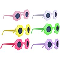 Homyl Occhiali Vista Rotondi Lenti Trasparenti Eyewears Montatura Tondo Cornice per Bambola mfikwy97X