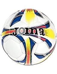 JOMA FUTSAL-PRO SOCCER BALL FIFA WHITE-YELLOW T62