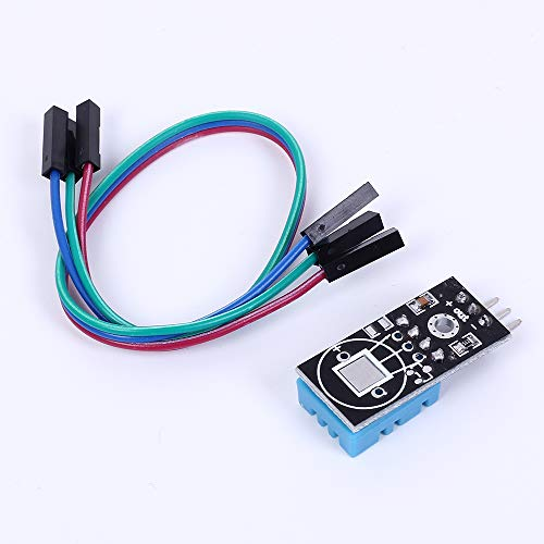 Price comparison product image PEMENOL 5pcs DHT 11 Temperature and Humidity Sensor with Cable for Arduino Raspberry pi