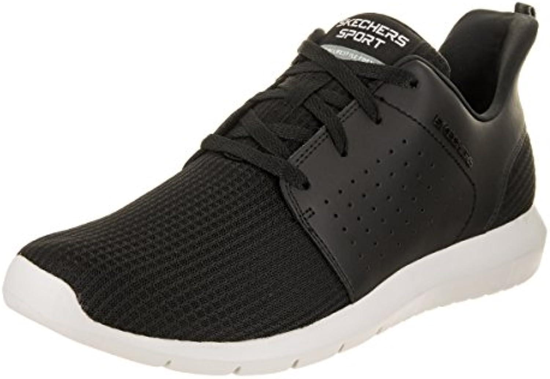 Skechers Foreflex, Zapatillas de Entrenamiento para Hombre
