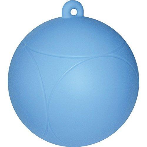 PFERDEBALL Spielball für Pferde ZUM AUFHÄNGEN blau ca 20 cm Durchmesser