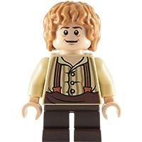 LEGO La Hobbit: Bilbo Baggins (Suspenders Shire Equipo) Minifigura