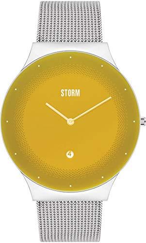 Storm London TERELO Gold 47391/GD Reloj de Pulsera para Hombres