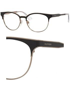 Tommy Hilfiger - TH 1359,Schmetterling Metall Damenbrillen