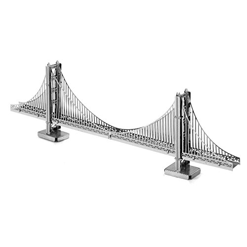 Professor Puzzle Pont du Golden Gate