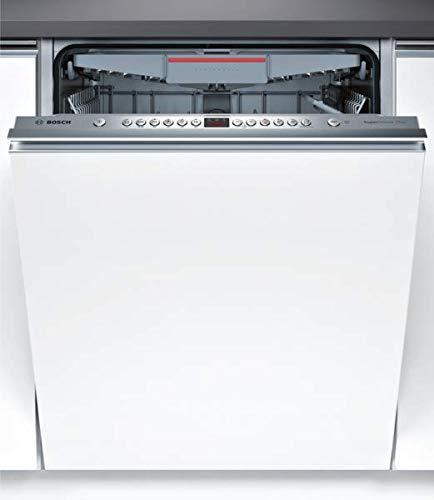Bosch SMV46MX04E lave-vaisselle Entièrement intégré 14 places A++ - Lave-vaisselles (Entièrement intégré, Blanc, Taille maximum (60 cm), Acier inoxydable, Acier inoxydable, Boutons)