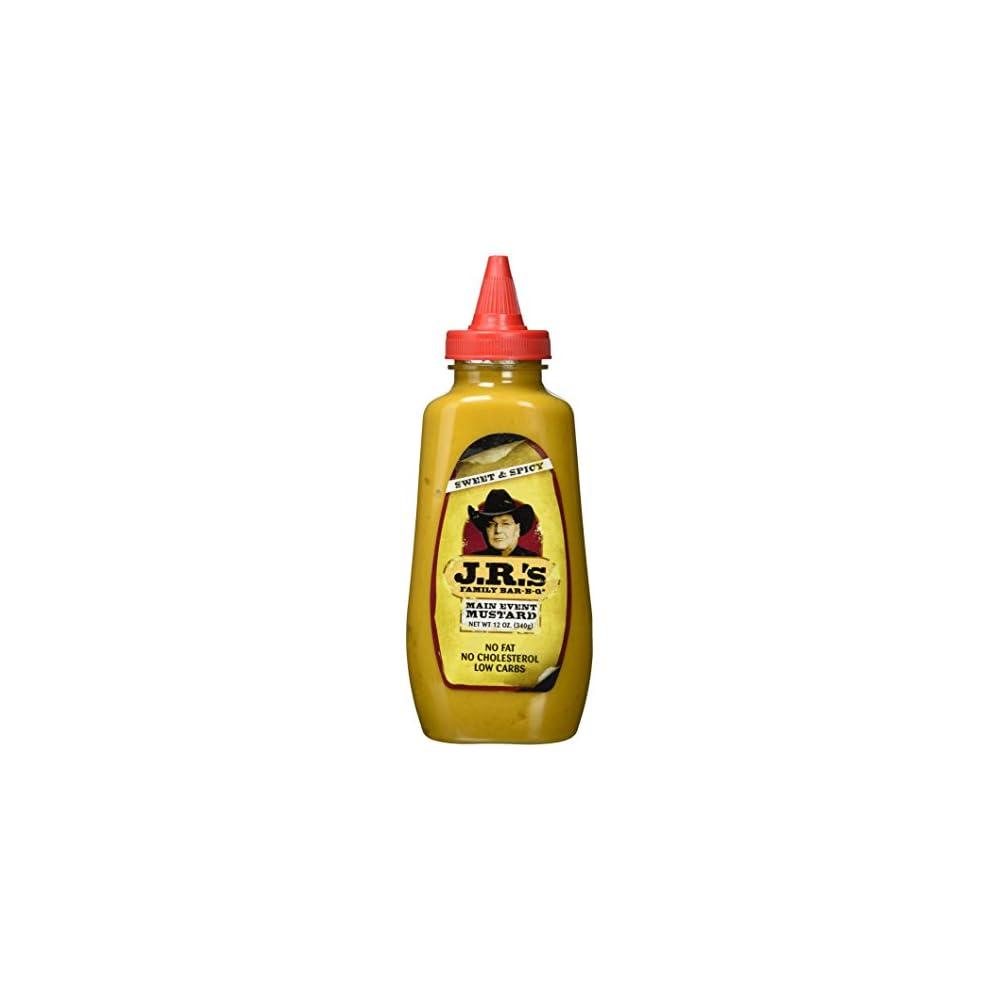 Jrs Main Event Mustard 510g 2 Er Pack2 X 510g
