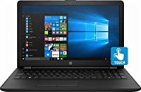 HP 15.6 inch HD Touchscreen Laptop PC, Intel Core i3-7100U Dual-Core, 8GB DDR4, 128GB SSD + 1TB HDD, Stereo Speakers, Media Reader, SuperMulti DVD Burner, Windows 10