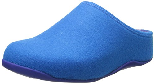 FitFlop - Zoccoli, Donna Blu (Mazarine blue)