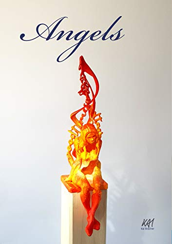 """Angels - A sculpture series: Sketches, Fotos, Making of and Background information to my  """"Angels"""" sculptures (English Edition)"""
