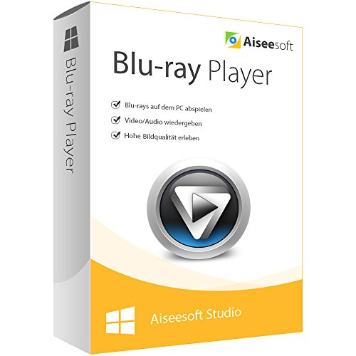 Blu-Ray Player Win Vollversion (Product Keycard ohne Datenträger) Pda Media Player