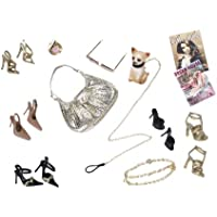 Barbie Black Label Basics Accessories Collection No. 001 Look No. 002