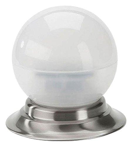 Luna Laterne (FIAP Fackeln und Laternen Solar Active Luna, weiß)