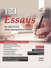 Top essays for competitive exams