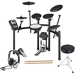 Roland TD-11K Electronic V- Drum Kit Plus Accessory Pack